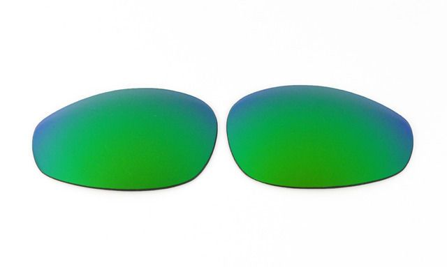 1de175d4b88 NEW POLARIZED CUSTOM GREEN LENS FOR OAKLEY A WIRE 2.0 SUNGLASSES